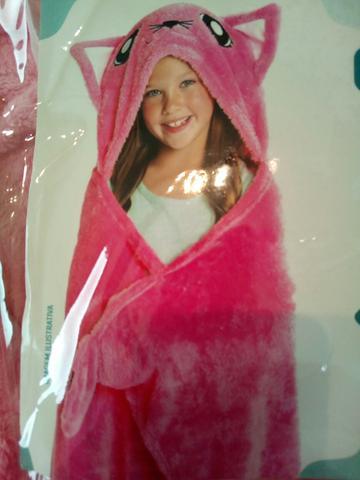 Imagem de Cobertor TV Infantil Coelhinho - Rosa - Loani