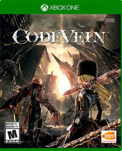Jogo Code Vein - Xbox One - Bandai Namco Games
