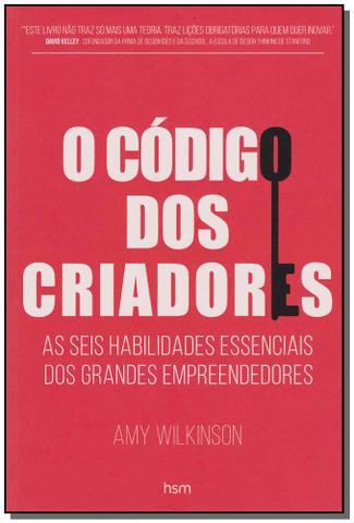 Imagem de Código dos Criadores, O - Hsm editora
