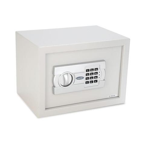 Imagem de Cofre Eletrônico Digital Aço Com Senha e Chave 25 EG Menno