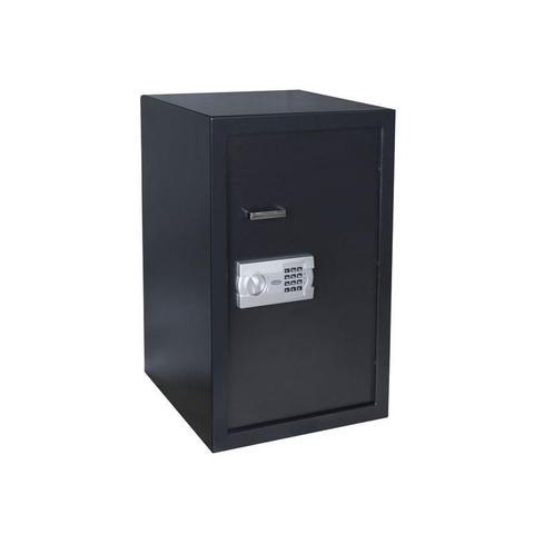 Imagem de Cofre Eletrônico Digital Aço Com Senha e Chave 75 EG Menno