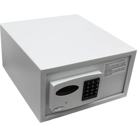 Imagem de Cofre Eletrônico Senha e Abertura Automática  Modelo SLIM Para Notebook