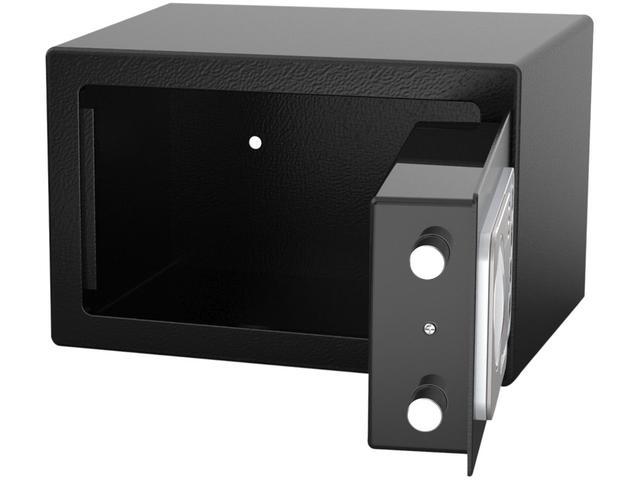 Imagem de Cofre Eletrônico Sobrepor com Senha e Chave