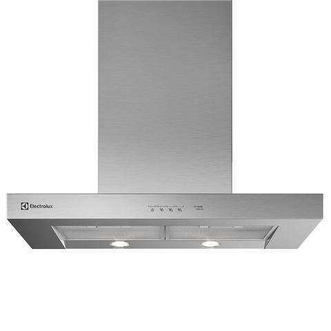 Imagem de Coifa de Parede 70CS Silver 70cm Electrolux 4 e 5 bocas