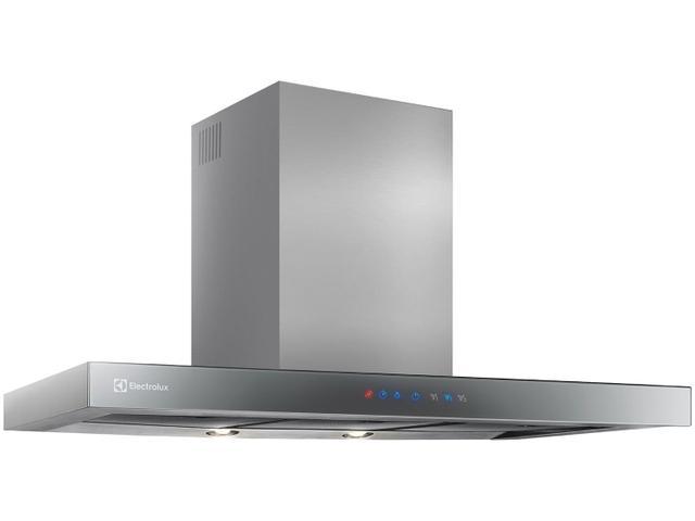 Imagem de Coifa de Parede Electrolux Inox 90cm Blue Touch 90CTS 110V 29064DBC189
