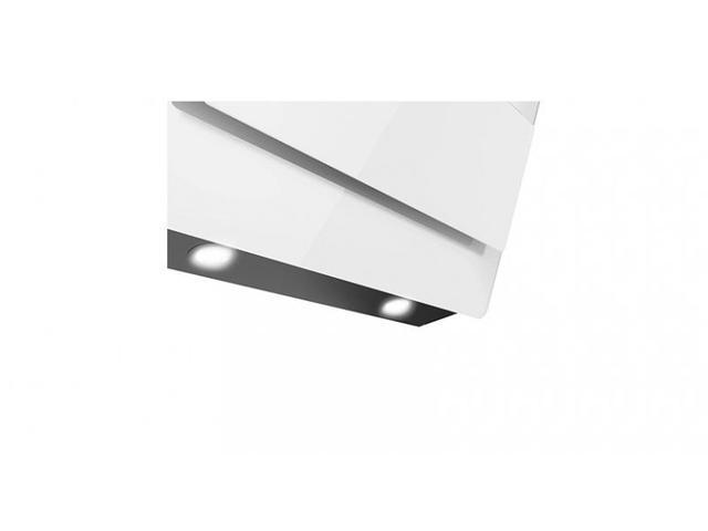 Imagem de Coifa de Parede Luminária Brastemp Vitreous 80cm Branca  GAV80AB  220V