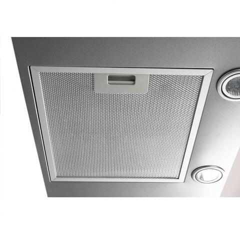 Imagem de Coifa De Parede Nardelli 90 cm em Vidro Reto Slim Aço Inox 220V