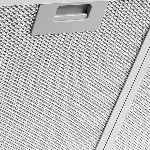 Imagem de Coifa de Parede Vidro Curvo Duto Slim 70 cm 127v White