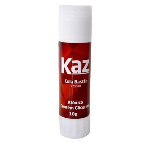 Imagem de Cola em Bastão 10 gramas UNIDADE KZ5010 KAZ