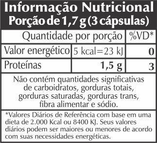 Imagem de Colágeno Hidrolisado 60 Cápsulas Vitactive