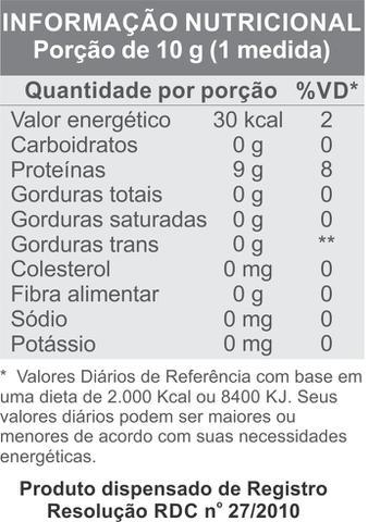 Imagem de Colágeno Hidrolisado em Pó - Pro-Collagen 500 G Vitactive
