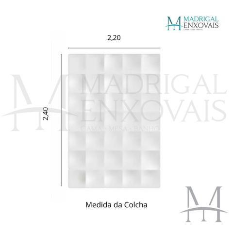 Imagem de Colcha Chenille Jolitex Casal FLÓRIDA Com Franja 2,20x2,40m Vinho