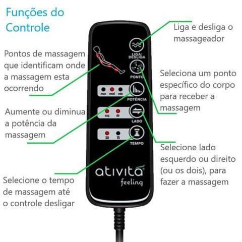 Imagem de Colchão Casal (Kit Massageador)D45+Box - Suede Bege 138x188