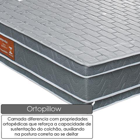 Imagem de Colchão Casal Ortopédico Pró-Life - 138x188x30
