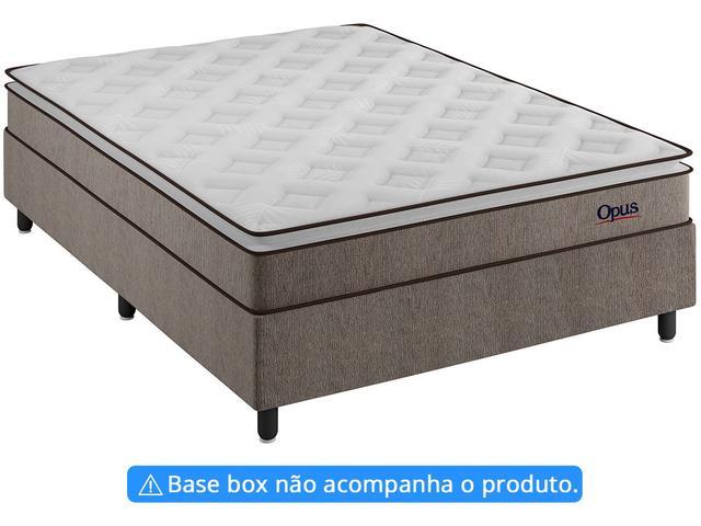 Imagem de Colchão Casal Plumatex Mola