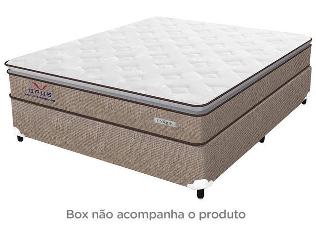 Imagem de Colchão Casal Plumatex Molas Ensacadas