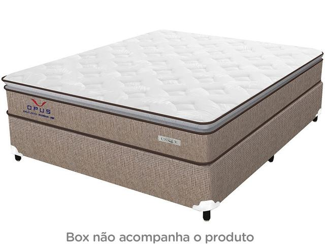 Imagem de Colchão Casal Plumatex Molas Ensacadas/Pocket
