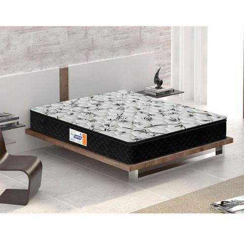 Imagem de Colchão Casal Supreme 138x188cm D33 com Pillow Top Gazin Colchões