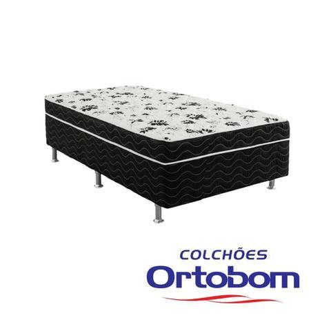 Imagem de Colchão Conjugado Union Ortopédico Casal 88X188X43 - Ortobom