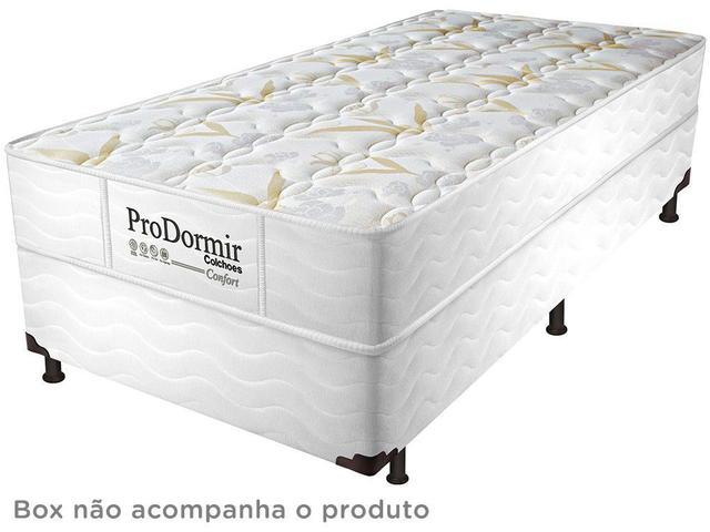 Imagem de Colchão Solteiro ProDormir Colchões Mola