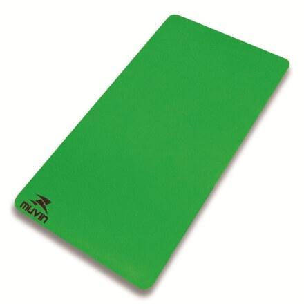 Imagem de Colchonete em EVA  CNF-100 100cm x 50cm x 1cm - Verde - Muv