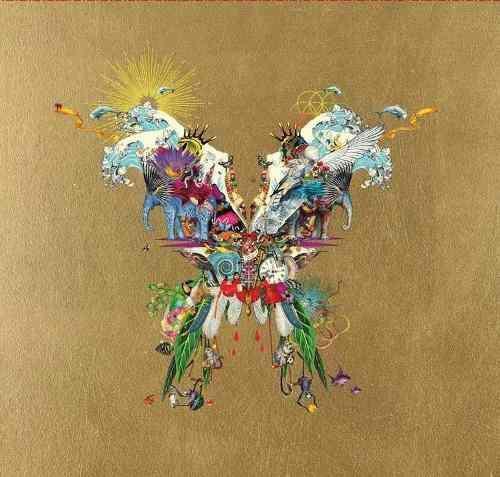 Imagem de Coldplay live in são paulo  buenos aires pacote borboleta 2 cds + 2dvds