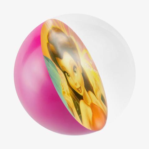 Imagem de Coleção 4 Bolinhas Maciças Importadas Tinker Bell Fadas Disney