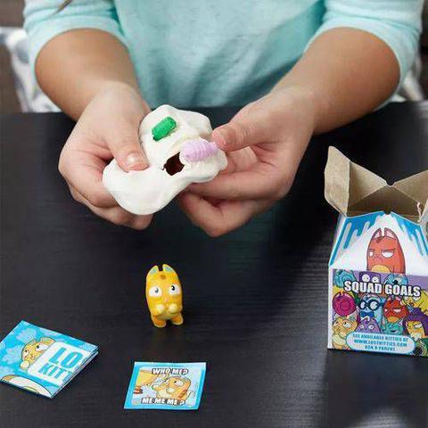 Imagem de Colecao Com 10 Mini Figuras Surpresa - Lost Kitties - Single Packs - Hasbro