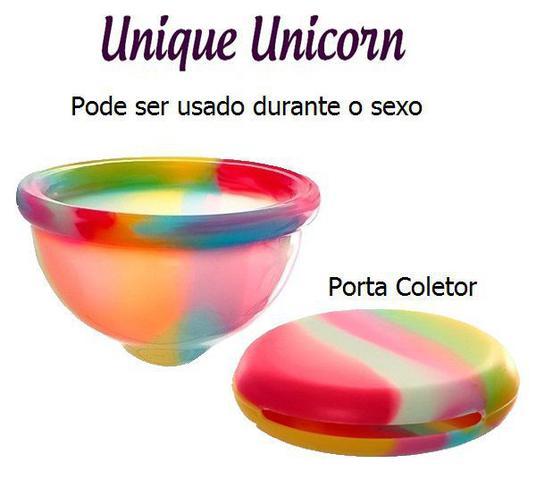 Imagem de Coletor Menstrual Unique Unicorn 60ml