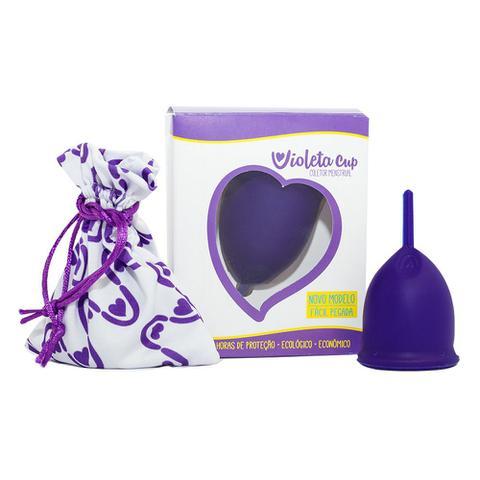 Imagem de Coletor Menstrual Violeta Cup - Violeta Tipo A