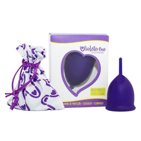 Imagem de Coletor Menstrual Violeta Cup - Violeta Tipo B