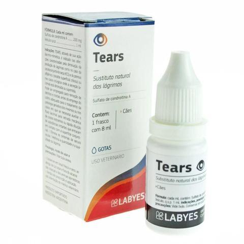 Imagem de Colírio Tears Para Cães Labyes - 8ml