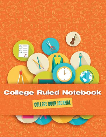 Imagem de College Ruled Notebook