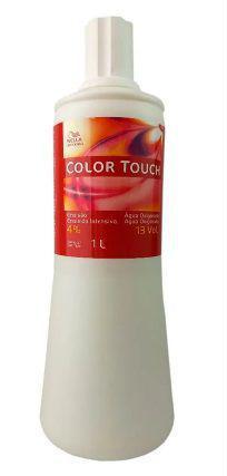 Imagem de Color touch emulsao reveladora 4% 13 volumes 1l