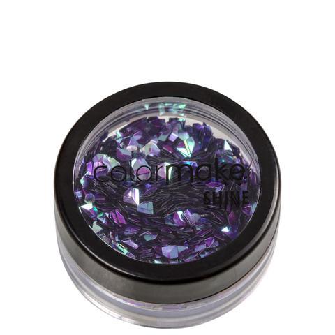 Imagem de Colormake Shine Formatos Diamante 3D Azul - Glitter 2g