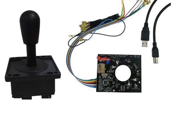 Imagem de Comando com Sensor Óptico e Zero delay Pegasus
