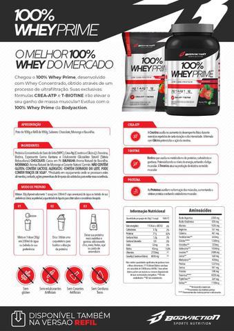 Imagem de Combo 3x 100% Whey Prime 900g - Bodyaction
