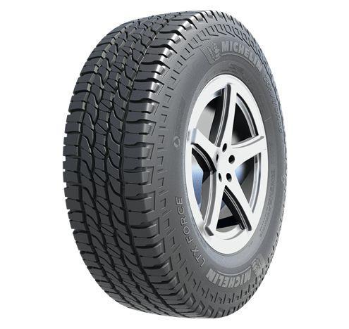 Imagem de Combo 8 Pneus Pajero Hilux Sw4 Pathfinder Xterra 265/70r16 112t Ltx Force Michelin