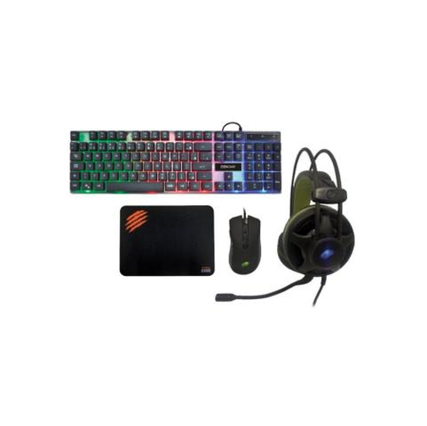 Kit Teclado e Mouse Argos Tm-304 Oex