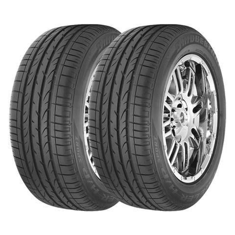 Imagem de Combo com 2 Pneus 235/55R17 Bridgestone Dueler H/P Sport 99V (Original Vw Tiguan)