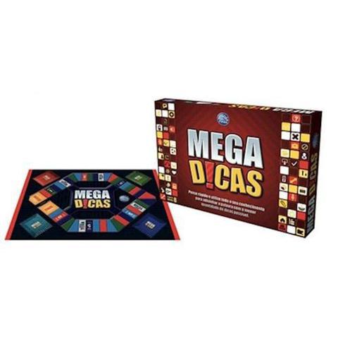 Imagem de Combo - Jogo Cuca Legal 600 Perguntas + Jogo Mega Dicas