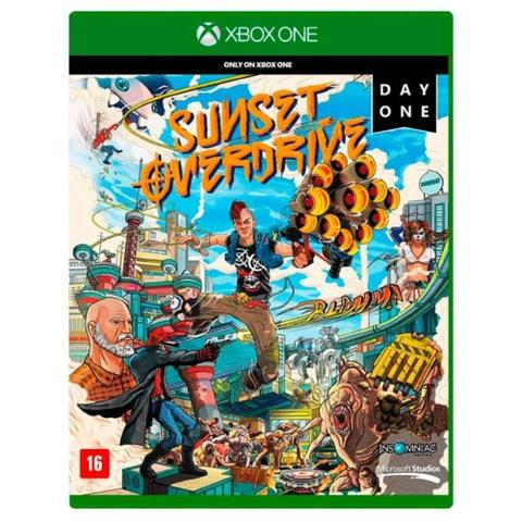 Imagem de Combo jogos xbox one: just cause 4, sunset overdrive, star wars battle front ii