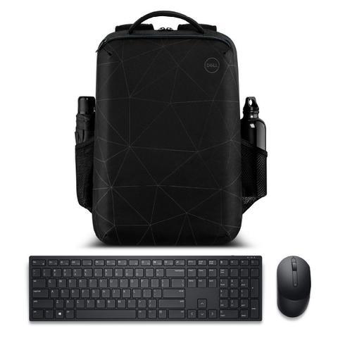 Imagem de Combo Mochila para Notebook Dell Essential 15.6