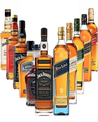 Imagem de Combo Whisky Jack Daniels & Johnnie Walker