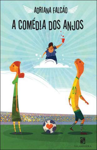 Imagem de Comedia dos anjos, a