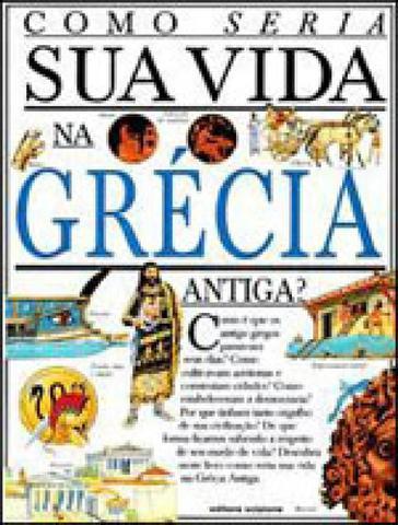 Imagem de Como seria sua vida na grecia antiga