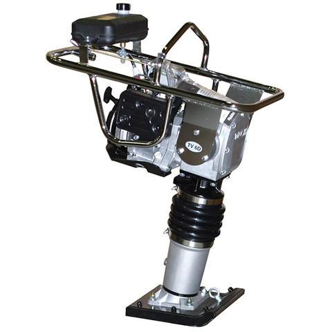 Imagem de Compactador De Solo Á Gasolina Monocilíndrico 3.5 Hp Tacom