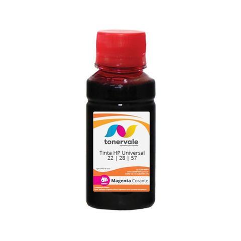 Imagem de Compatível Tinta para Cartucho HP 122 22 28 57 Impressora F4180 2510 1315 J3680 Corante Magenta de 1