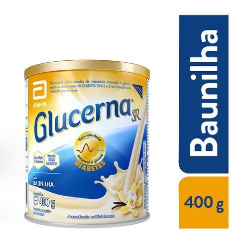 Imagem de Complemento Alimentar Glucerna Baunilha 400g