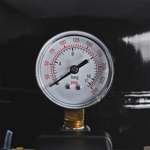 Imagem de Compressor 10 Pés 100 Litros 140 Libras 2 HP CSV-10/100 PRO SCHULZ + kit Pintura